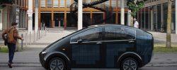 Solar Elektroauto Sion