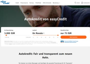 easycredit Autokredit