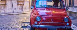 Fiat Young- und Oldtimer