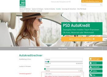 PSD Bank Autokredit