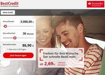 Santander Autokredit