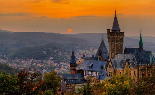 Wohnmobilurlaub in Wernigerode